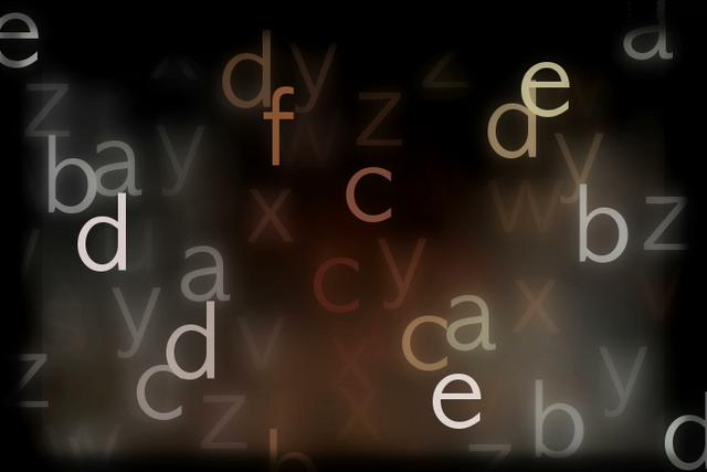 Alphabet Rain 2