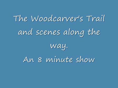 2010 Woodcarvers trail