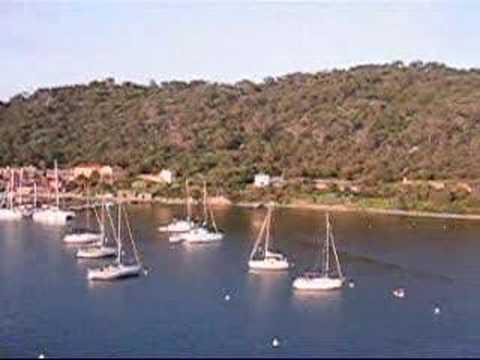 Port Cros bay