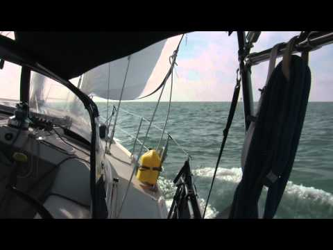 catalina 42 0998 Surprise sailing