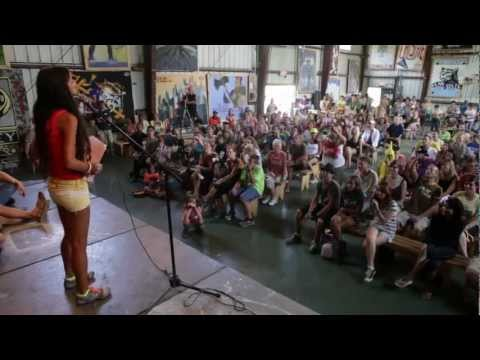 The Woodstock Fruit Festival 2012 Documentary