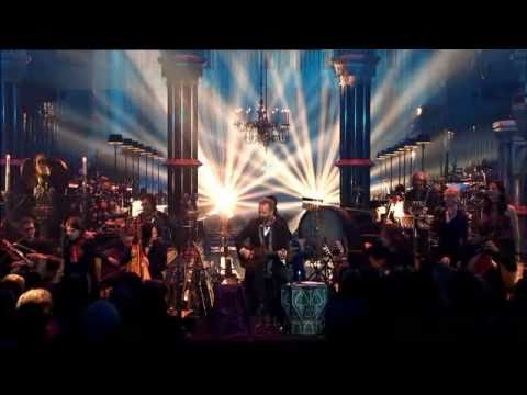 Sting: The burning babe. (8/14) Live from Durham Cathedral 2009