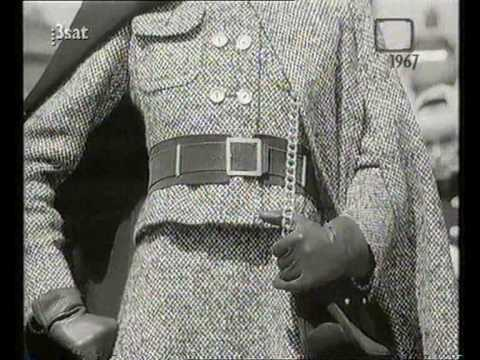 Too Fortiche by Pierre Henry + Fashion 1967