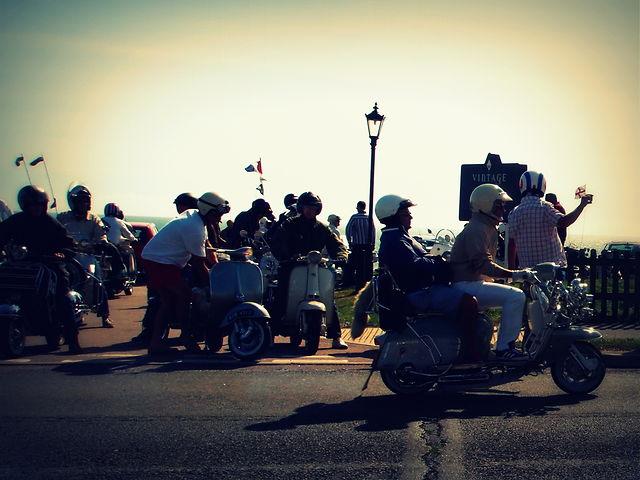 Brighton Modernist & 60's Weekender 2012