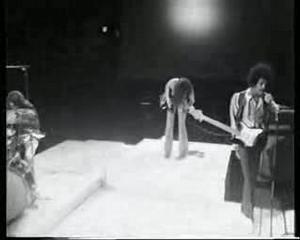 Jimi Hendrix LuLu Show 1969