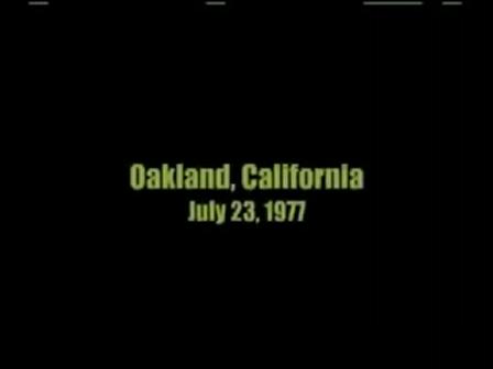 Led Zeppelin Oakland Collusium