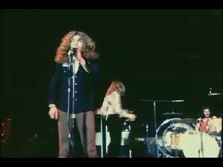 Led Zeppelin- Dazed and Confused (Royal Albert Hall)