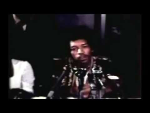Rare Jimi Hendrix Interview
