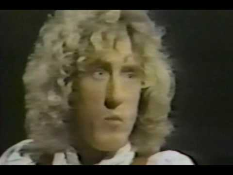 Roger Daltrey Interview - 1978