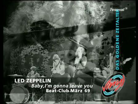 Led Zeppelin- Babe I'm Gonna Leave You Promo