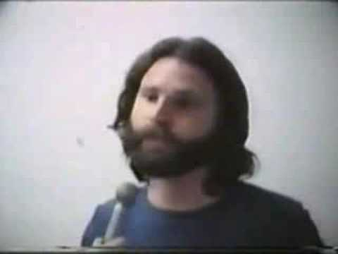 The Doors - Bakersfield '70 - Jim Morrison interview