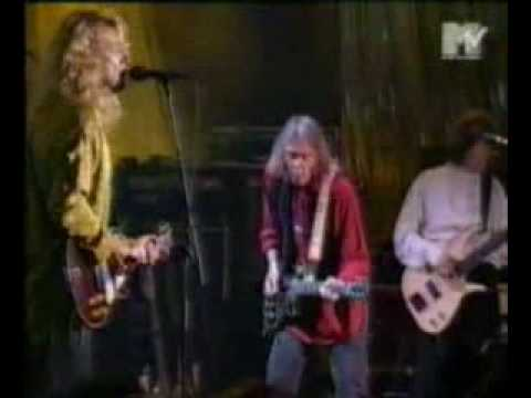 Led Zeppelin & Neil Young - When the levee Breaks