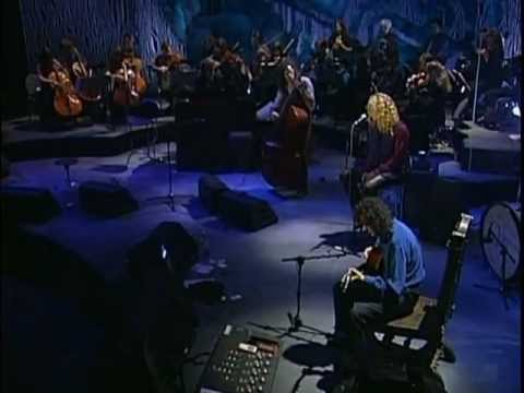 """Jimmy Page & Robert Plant - The Rain Song [from """"Unledded"""", 1994]"""
