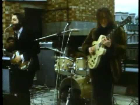 The Beatles - Rooftop Concert (Full Version)
