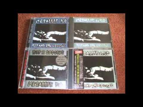 the Stooges - Metallic KO - FULL ALBUM - Live 1973 - Last Show