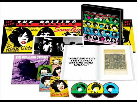 The Rolling Stones - Some Girls Disc 2 Complete
