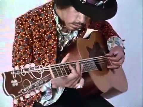 Hendrix   Hear My Train A Comin 12 string acoustic