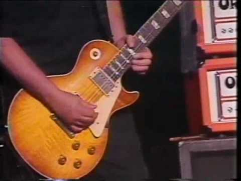 Jimmy Page and The Black Crowes - Sick Again