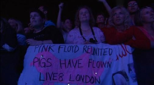 Pink Floyd - Live 8