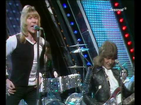Sweet - Fox On The Run (HD High Definition) Top Of The Pops 13th March 1975