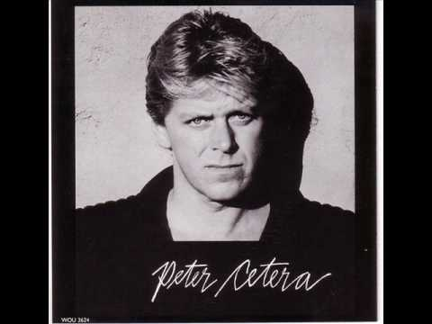 Peter Cetera - Livin' In The Limelight