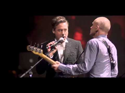 Sting and Robert Downey Jr - Driven to Tears (HQ)