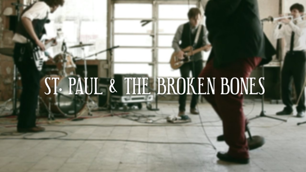 St. Paul and The Broken Bones - Call Me
