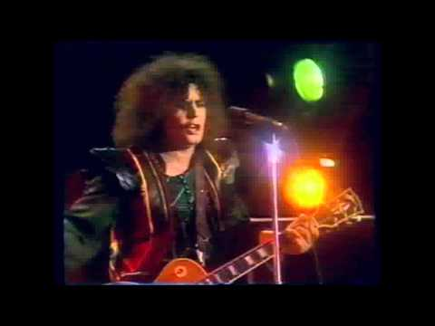 T.Rex - Don Kirshners Rock Concert ( Full Video Best Sound )