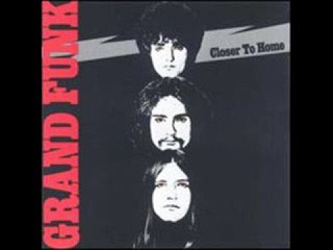 Grand Funk Railroad- I'm Your Captain