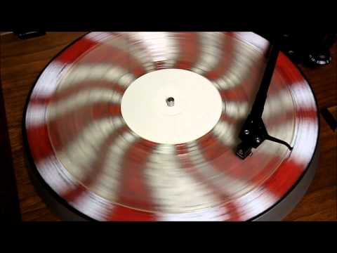 """The White Stripes 10"""" Ball & Biscuit - Ultra Rare Vinyl"""