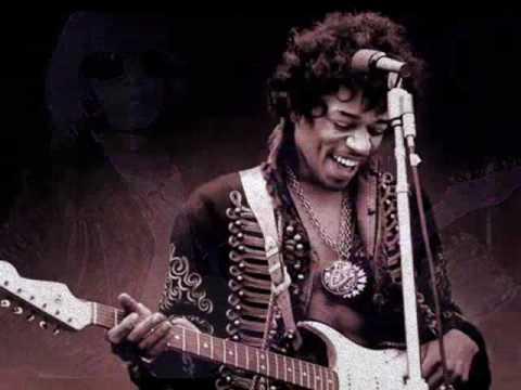 Brian Jones And Jimi Hendrix - My Little one...