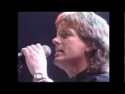 Asia - Only time will tell Live in Moscow 1990
