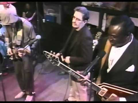 STEVIE RAY VAUGHAN - THE SKY IS CRYING (HQ), w_B B King, Albert King, Paul Butterfield (1987)