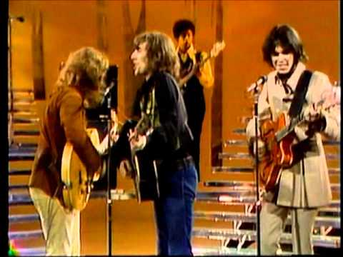 Tom Jones & Crosby,Stills,Nash and Young - Long Time Gone (1969)