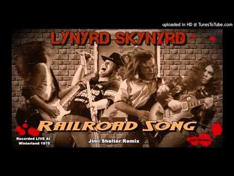 Lynyrd Skynyrd - Railroad Song (LIVE)