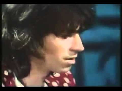 Keith Richards interview 1973