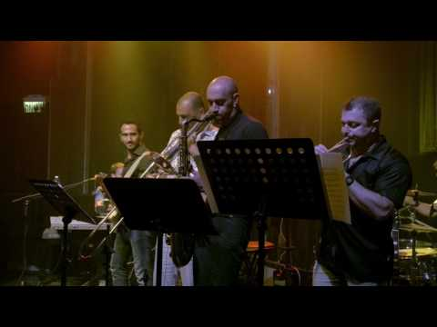 The Anunnaki Project - Dancing in the Desert (Live in TLV! debut concert!)