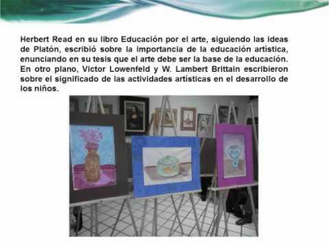 VIDEO IMPORTANCIA DE LAS ARTES PLASTICAS EN LA EDUCACIÓN_0001.wmv