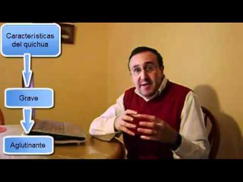 Clase demostrativa de Lingüística Regional Quichua - Castellano