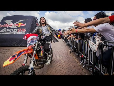 Life of a Travelling FMX Rider - Red Bull X-Fighters Jam
