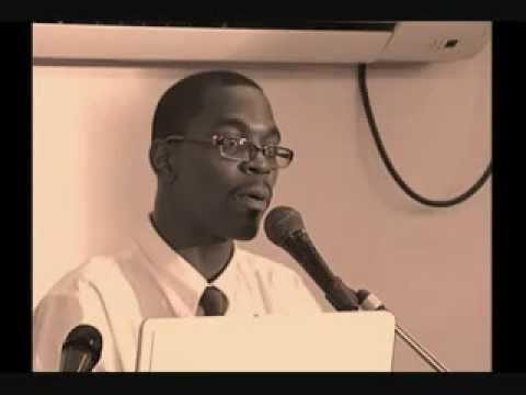 Dr. Adrian Daisley Motivational Talk BGIS part 1