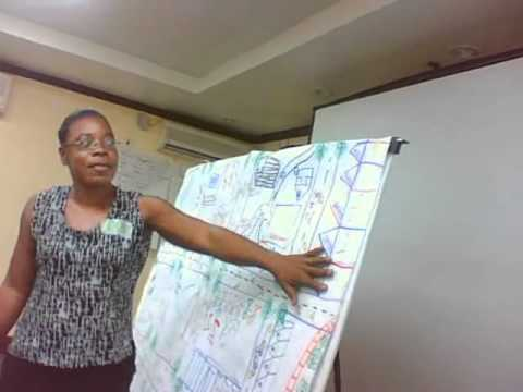 Aweville   Facilitators Community Dream in Guyana