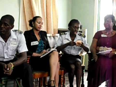 Prison Officers Shear their Hope and Concerns in Guyana 6