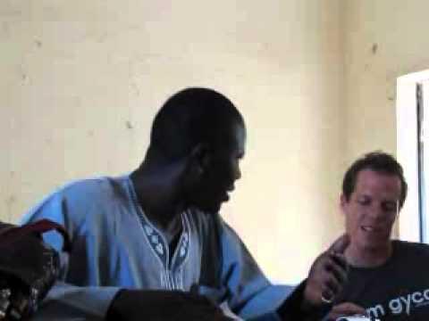 Dr. Daouda Sidibe de l'EAA de Ségou raconte ce qu'il a appris