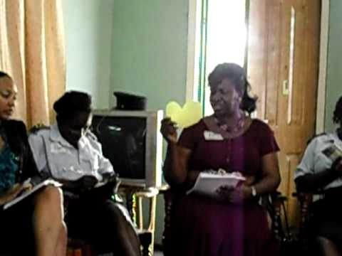 Prison Officers Shear their Hope and Concerns in Guyana 5
