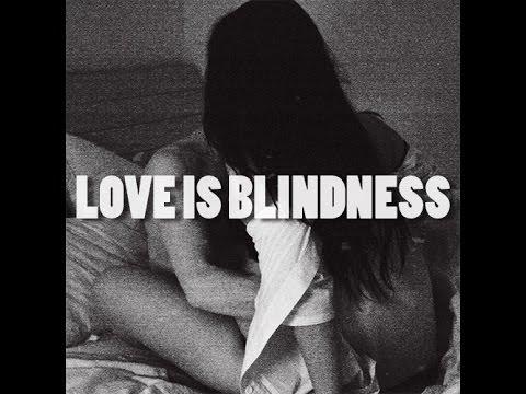 Love is blindness - The Damn Truth [LYRIC VIDEO]