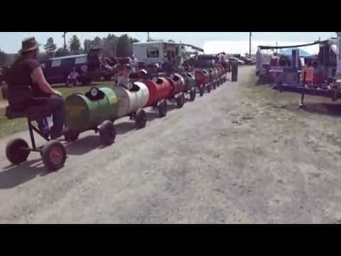 Toot Toot Went This Tractor