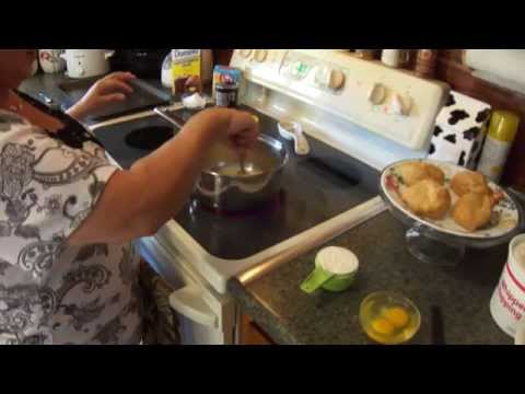 How To Make Easy Cream Puffs