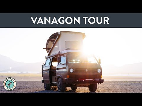 Vanlife 1985 Vanagon Westfalia Tour