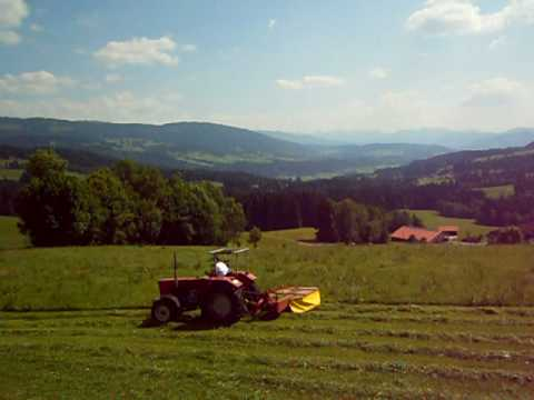 farmer in Bavaria